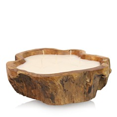 Volcanica Teakwood Curved Candle - Bloomingdale's_0
