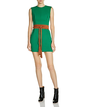 Maje Rodezno Mini Dress