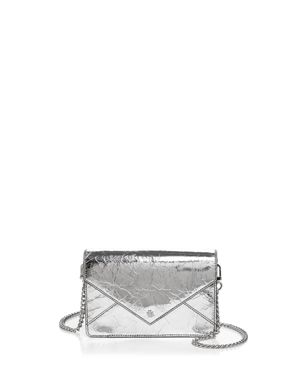 Tory Burch Envelope Crackle Patent Leather Crossbody 2709951