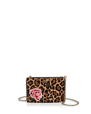 kate spade new york Moore Lane Mini Calf Hair Crossbody