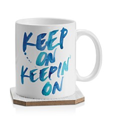 Deny Designs Karen Keep On Keepin On Mug - Bloomingdale's_0