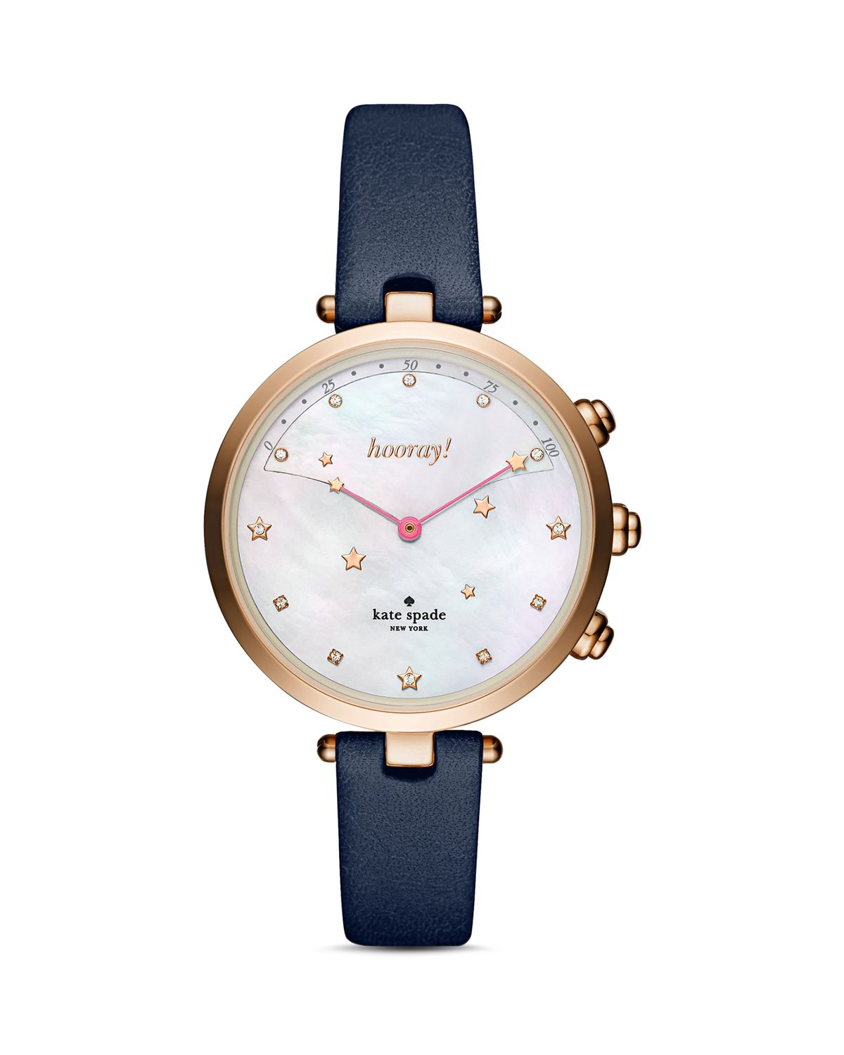 Holland Hybrid Smartwatch, 37.5mm by Kate Spade New York