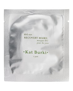 Kat Burki - KB5 Eye Recovery Masks, 4 Packs