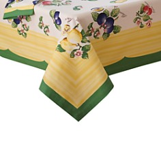 "Villeroy & Boch - French Garden Tablecloth, 68"" x 126"""