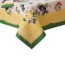 "Villeroy & Boch French Garden Tablecloth, 68"" x 68"""