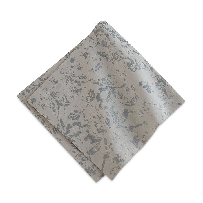 Villeroy & Boch - Metallic Damask Napkins, Set of 4