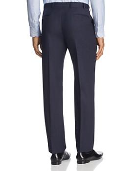 Armani Collezioni - Cross Stitch Classic Fit Dress Pants
