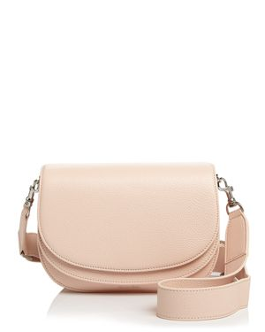 Steven Alan Landon Leather Saddle Bag