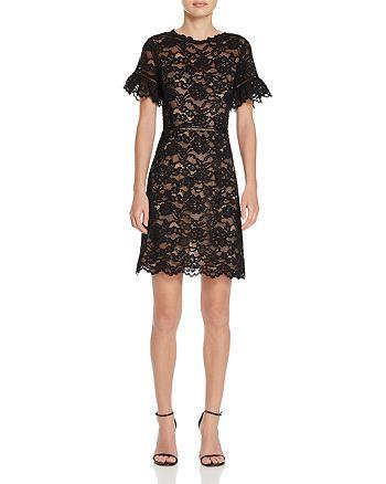 Rebecca Taylor - Scalloped Lace Dress