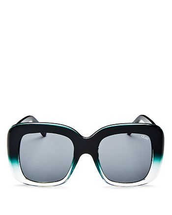 Quay - Women's Day After Day Square Sunglasses, 62mm