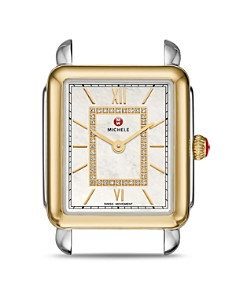 MICHELE - Deco Watch Head, 27mm - 100% Exclusive