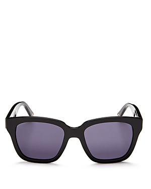 Marc Jacobs Square Sunglasses, 52mm