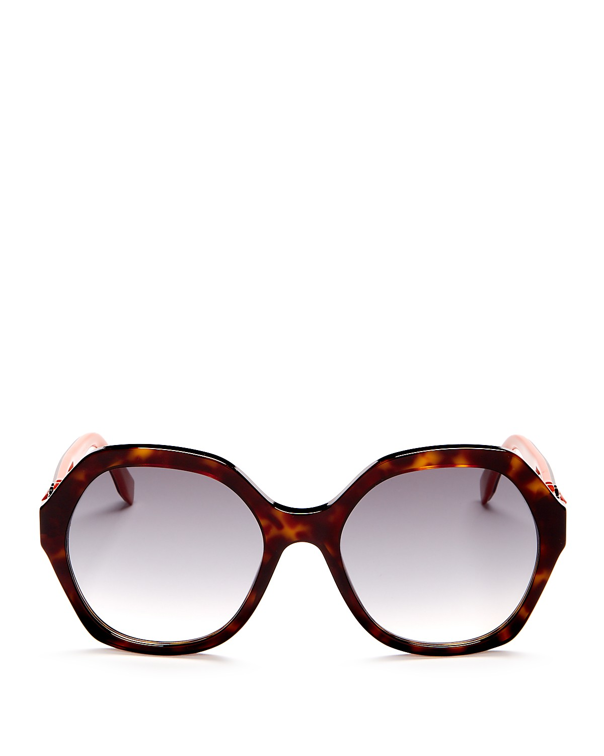 bef116aac7fe1 Fendi. Oversized Round Sunglasses