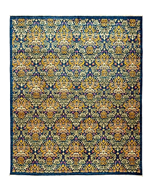Solo Rugs Eclectic Area Rug, 9' 6 x 8' 1