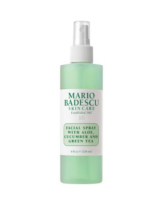 Facial Spray with Aloe, Cucumber & Green Tea 4 oz.