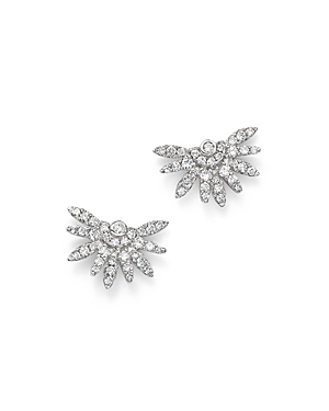 Bloomingdale's Diamond Stud Earrings in 14K White Gold, .45 ct. t.w. - 100% Exclusive
