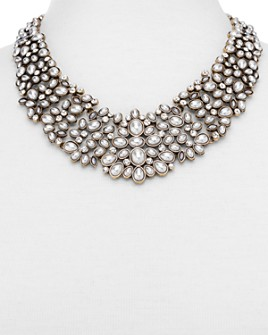 BAUBLEBAR - Kew Collar Statement Necklace, 16""