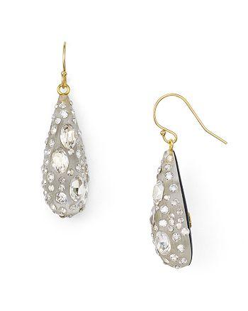 Alexis Bittar - Dust Leaf Earrings