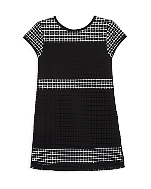 Sally Miller Girls' Lace Cutout Dress - Big Kid