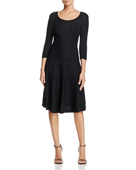 NIC and ZOE - Twirl Ribbed Sweater Dress - 100% Exclusive