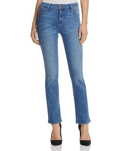 Parker Smith - Runaround Sue Straight-Leg Jeans in Chelsea