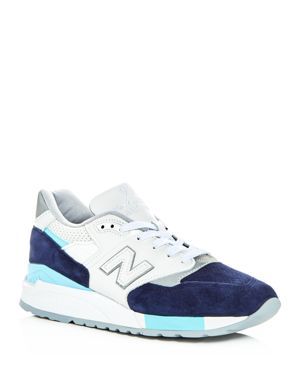 New Balance Men's M998 Winter Peaks Lace Up Sneakers