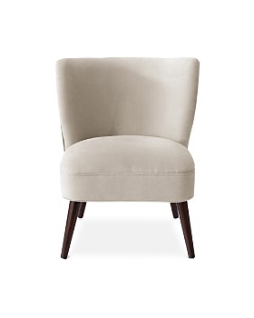 Sparrow & Wren - Maya Armless Pleated Chair