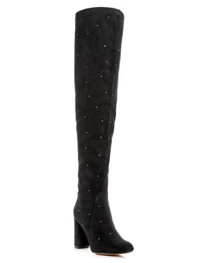 Raye Women's Isabella Embellished Over-the-Knee Boots