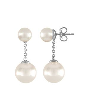 Majorica Simulated Pearl Drop Earrings