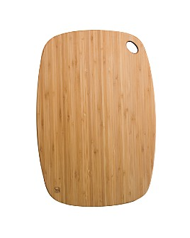 "Totally Bamboo - Medium Bamboo ""Greenlite"" Utility Cutting Board by Totally Bamboo"