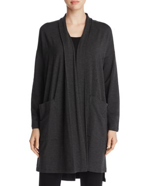 Eileen Fisher Drop Shoulder Duster Cardigan