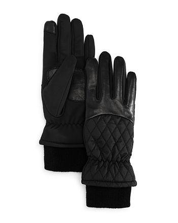 Echo - Warmest Sheepskin Superfit Tech Gloves