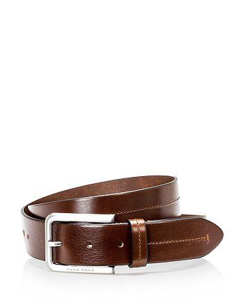 BOSS Hugo Boss - Sil Leather Belt