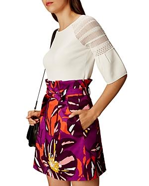Karen Millen Bell Sleeve Top