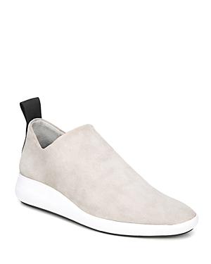 Via Spiga Women's Marlow Suede Slip-On Sneakers