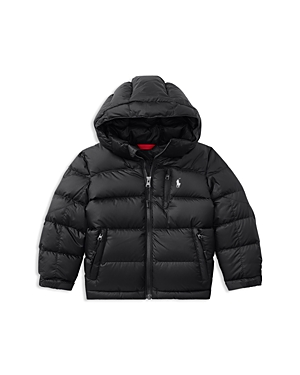 Ralph Lauren Childrenswear Boys Ripstop Puffer Jacket  Little Kid