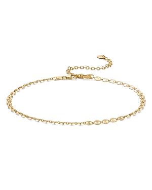 Argento Vivo Double Open Circle Choker Necklace, 12
