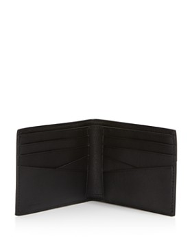 Salvatore Ferragamo - Firenze Pebbled Leather Bifold Wallet