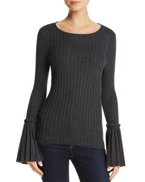 Aqua Bell Sleeve Sweater - 100% Exclusive