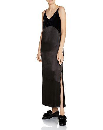 Maje - Ryck Midi Slip Dress