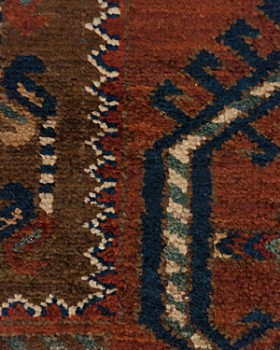 """Solo Rugs - Khyber Area Rug, 7'4"""" x 10'1"""""""
