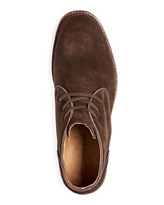 John Varvatos Star USA - Men's Star USA Brooklyn Suede Chukka Boots