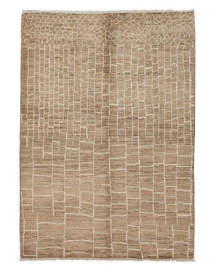 "Solo Rugs - Moroccan Area Rug, 9' x 6'6"""