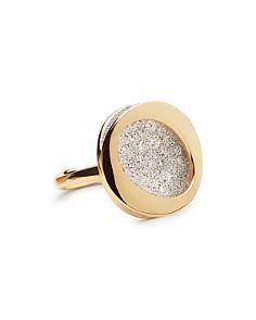 Antonini 18K Yellow Gold Atolli Pavé Diamond Medium Ring - Bloomingdale's_0