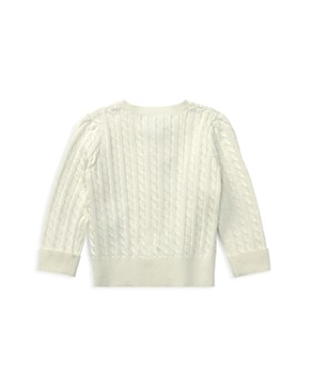 Ralph Lauren - Girls' Cable-Knit Cardigan - Baby