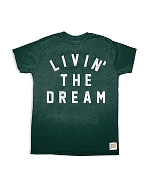 Retro Brand Boys Livin The Dream Tee  Big Kid