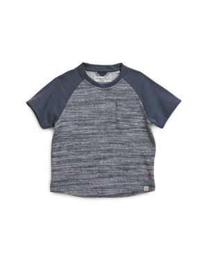 Sovereign Code Boys' Raglan Pocket Tee - Little Kid