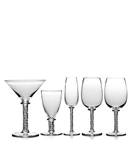 Simon Pearce - Stratton Stemware Collection