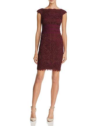 Tadashi Petites - Corded Lace Dress