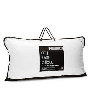 Bloomingdale's My Luxe Asthma & Allergy Friendly Medium/Firm Pillow, King - 100% Exclusive